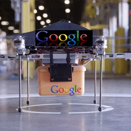 SHIFT SSCX News Google Drone
